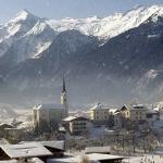 Ледниковый период І - школа на леднике Kaprun, Австрия