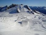 Ледниковый период III  - школа на леднике Hintertux, Австрия