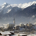 Ледниковый период II - школа на леднике Kaprun, Австрия